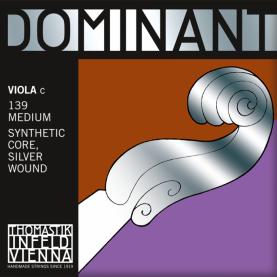 Cuerda Do Viola Thomastik Dominant