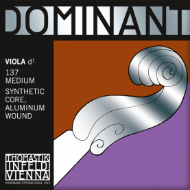 Cuerda Re Viola Thomastik Dominant