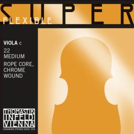 Cuerda Do Viola Thomastik Superflexible