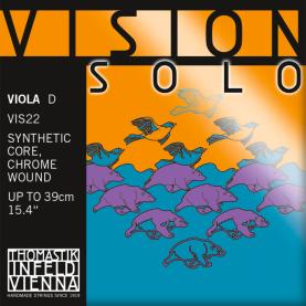Cuerda Re Viola Thomastik Vision Solo VIS22