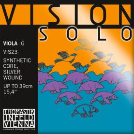 Cuerda Sol Viola Thomastik Vision Solo VIS23