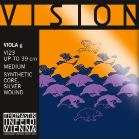 Cuerda Sol Viola Thomastik Vision VI23