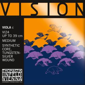 Cuerda Do Viola Thomastik Vision VI24