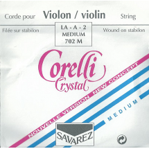 Cuerda Violin Corelli Crystal 702