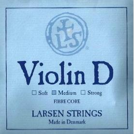 Cuerda Re Violin Larsen