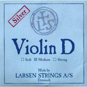 Cuerda Violin Larsen Plata