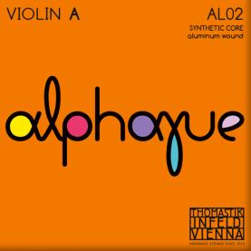 Cuerda La Violin Thomastik Alphayue AL02