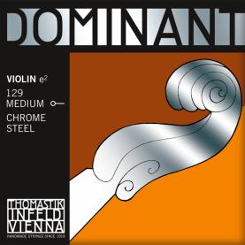 Cuerda Mi Violin Thomastik Dominant 129