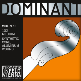 Cuerda Re Violin Thomastik Dominant 132