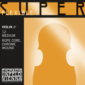 Cuerda Re Violin Thomastik Superflexible 12