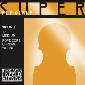 Cuerda Sol Violin Thomastik Superflexible 13
