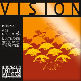 Cuerda Mi Violin Thomastik Vision VI01