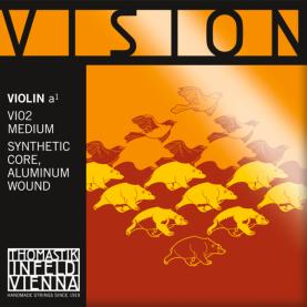 Cuerda La Violin Thomastik Vision VI02
