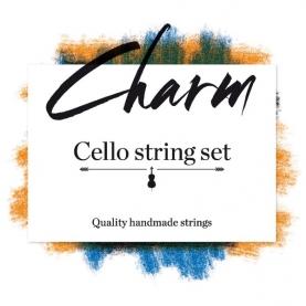 Cuerdas Cello For-Tune Charm