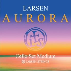 Set Cuerdas Cello Larsen Aurora