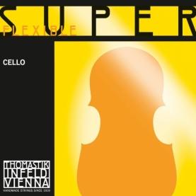 Cuerdas Cello Thomastik Superflexible
