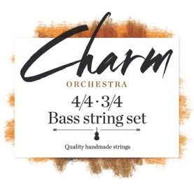 Cuerdas Contrabajo For-Tune Charm Orchestra