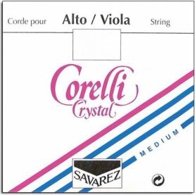 Set Cuerdas Viola Corelli Crystal 730