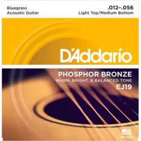 Cuerdas D'Addario EJ19 Phosphor
