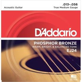 Cuerdas D'Addario EJ24 Phosphor