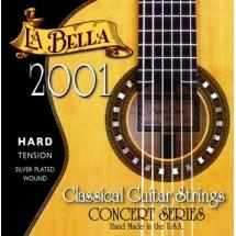Set Cuerdas La Bella 2001 Flamenca Fuerte