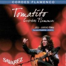 Set Cuerdas Savarez Tomatito T50J