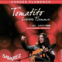 Set Cuerdas Savarez Tomatito T50R