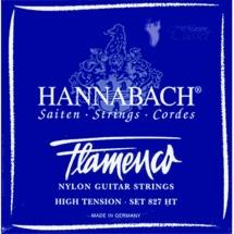 Set Cuerdas Hannabach 827 Flamenco Fuerte
