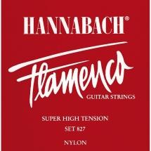 Set Cuerdas Hannabach 827 Flamenco Extra Fuerte