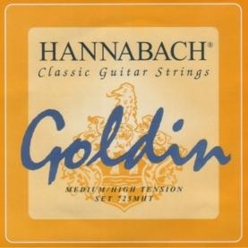 Set Cuerdas Hannabach 725MHT