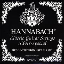 Set Cuerdas Hannabach 815MT