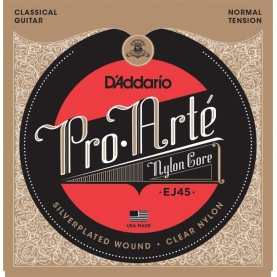 Set D'addario EJ45 Tension Normal
