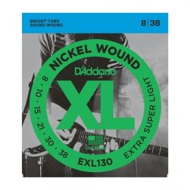 Cuerdas D'Addario XL Nickel Wound EXL130