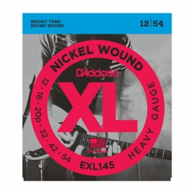 Cuerdas D'Addario XL Nickel Wound EXL145