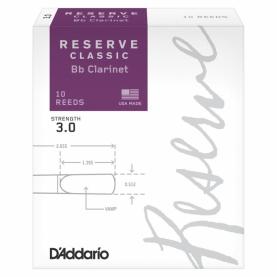 D'addario Reserve Classic 3