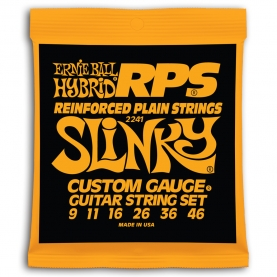 Cuerdas Ernie Ball Slinky RPS9 Super