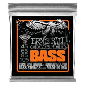Cuerdas Ernie Ball Coated Slinky Hybrid