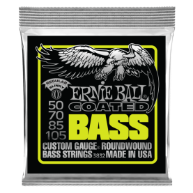 Cuerdas Ernie Ball Coated Slinky Regular