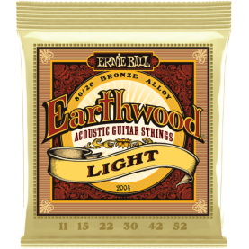 Cuerdas Ernie Ball Earthwood Light