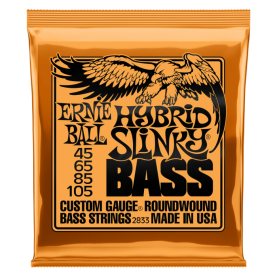 Cuerdas Ernie Ball Hybrid Slinky Bass