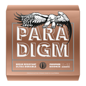 Cuerdas Ernie Ball Paradigm Phospor Bronze Light