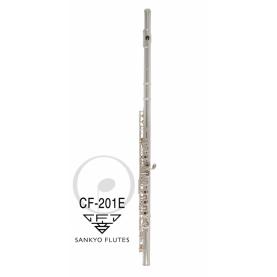 Flauta Sankyo CF-201E
