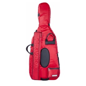 Funda Cello Bam PERF1001SR Performance Rojo