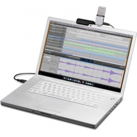 Microfono de Condensador Portatil Samson USB