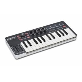 Teclado Controlador Samson USB/MIDI GRAPHITE M25