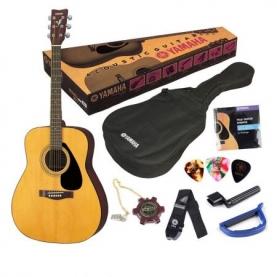 Pack Guitarra Yamaha F310P NT