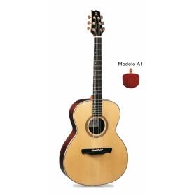 Guitarra Auditorium Alhambra A-1