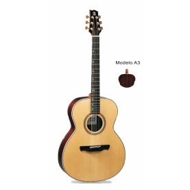 Guitarra Acústica Alhambra A-3