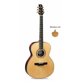 Guitarra Auditorium Alhambra A-4