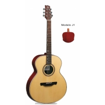 Guitarra Jumbo Alhambra J-1